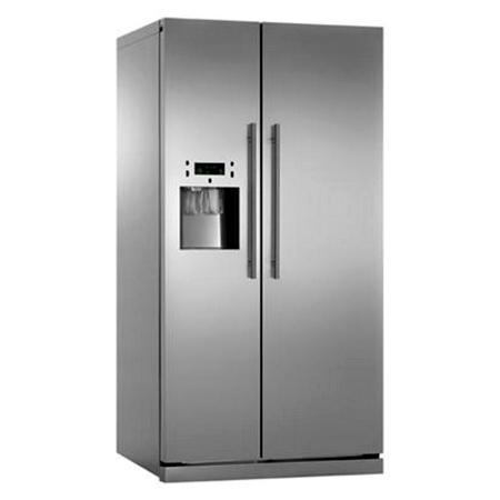 atag ka2211dl side by side koelkast i kook. Black Bedroom Furniture Sets. Home Design Ideas