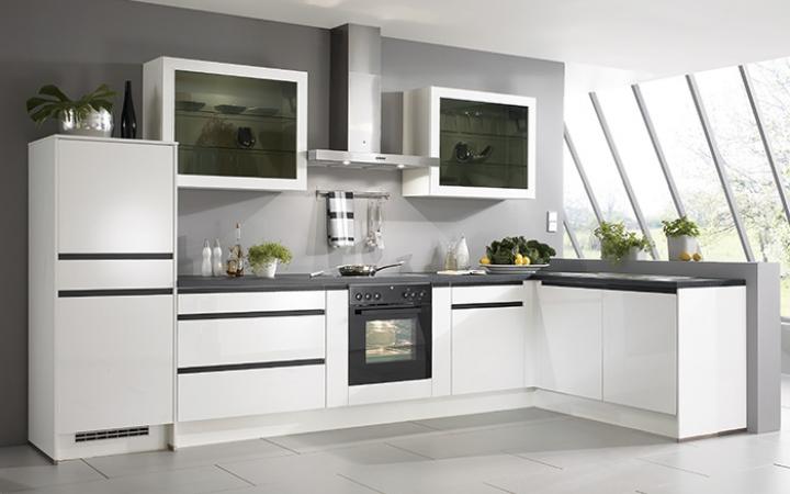 Kook Design Keukens : Glorenza greeploze keuken met eigentijds design ...