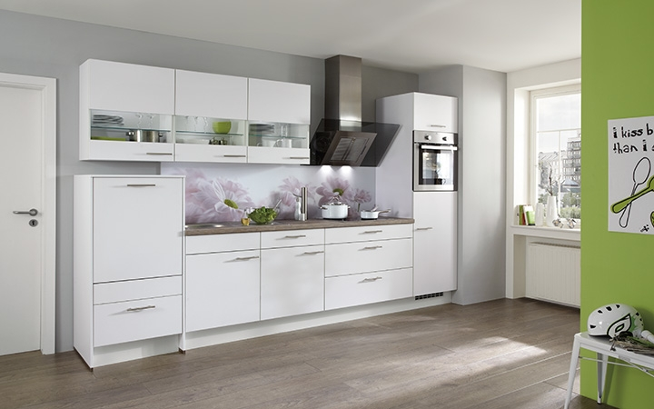 Moderne Keuken Met Spoelbak : Lazio, moderne keuken - I-Kook