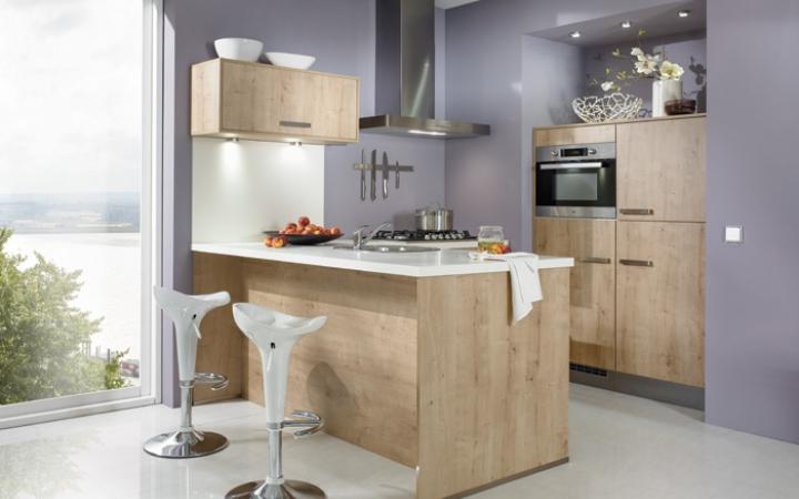 Rimini een aangenaam moderne keuken   i kook