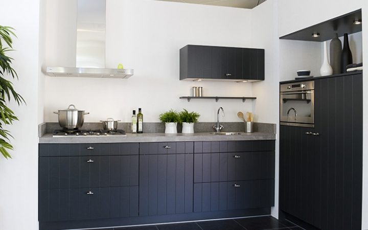 Piet Keuken Zwart : Piet boon keuken greep beste ideen over huis en interieur