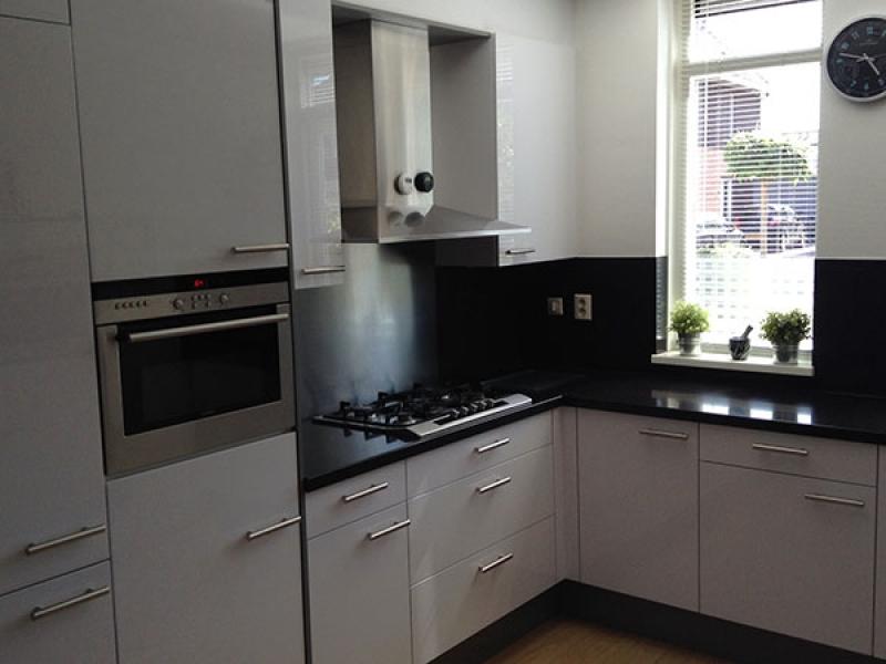Lugo hoogglans keuken - I-Kook