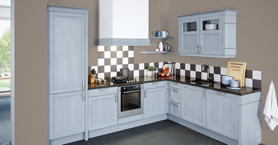 Grey Keuken Houten : Bristol houten klassieke keuken i kook