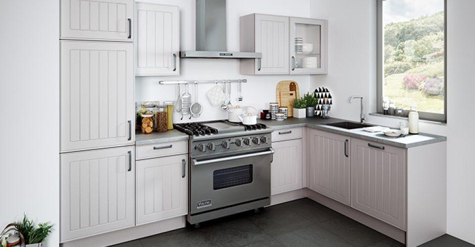 Texel fraaie klassieke keuken i kook