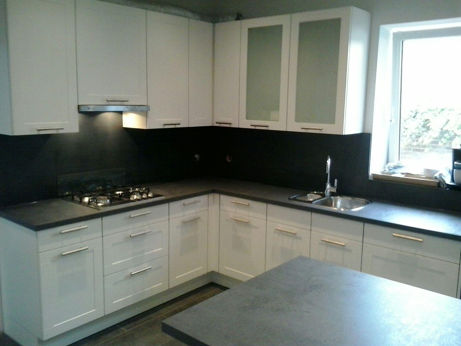 Complete Keuken Inclusief Montage : Ancona zeer complete moderne keuken – I-Kook