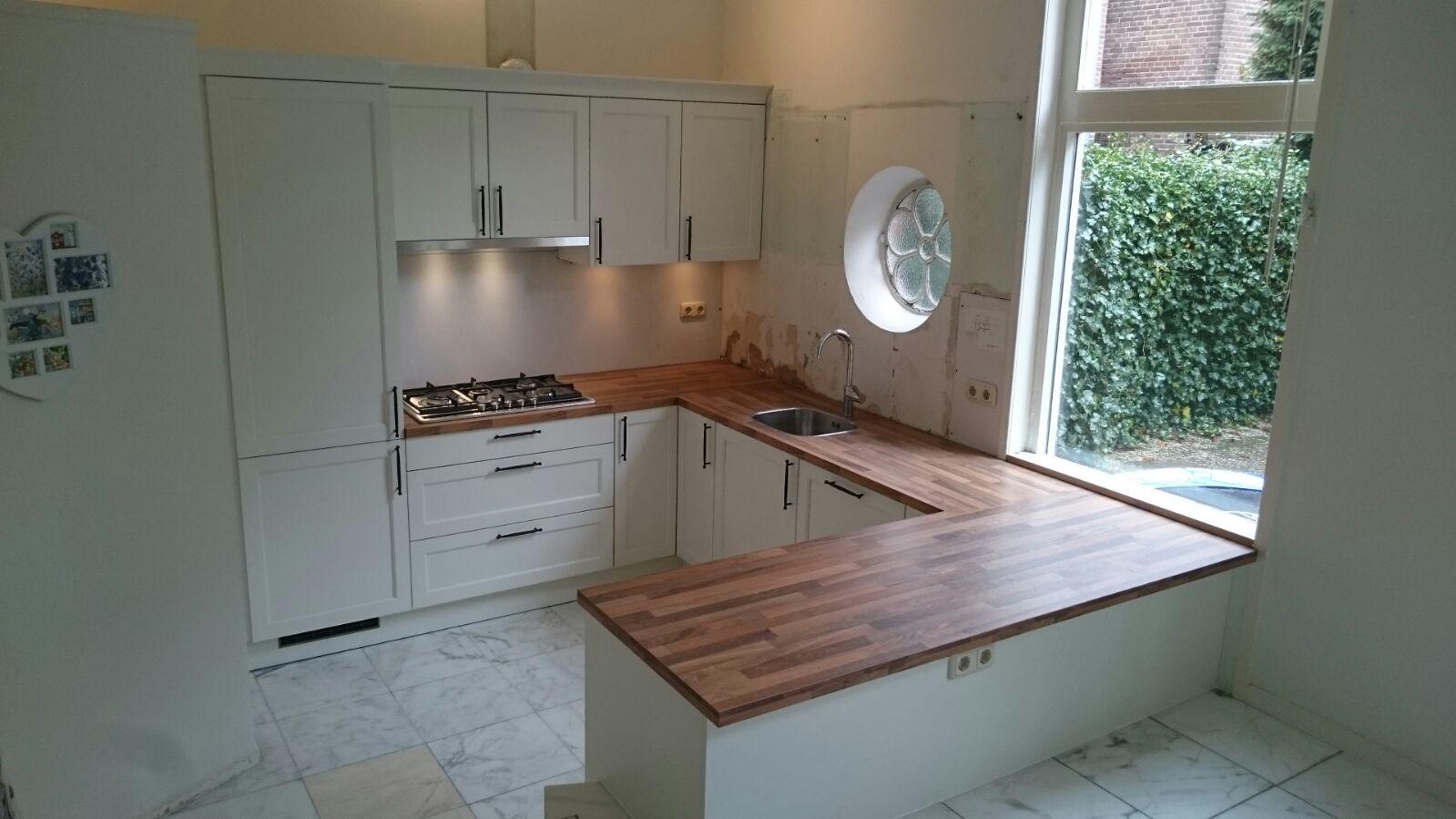 Keuken Ergonomie Afmetingen : Ancona moderne keuken vol ergonomie en sfeer – I-Kook