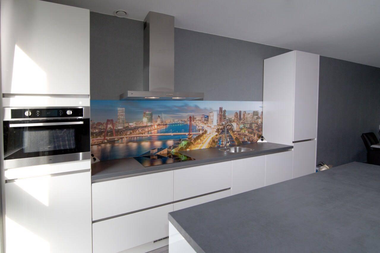 Witte Keuken Ervaring : Theo boot i kook