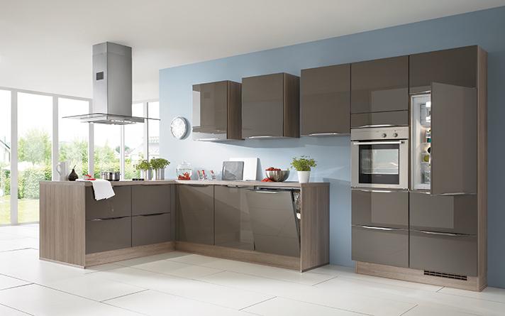 Collectie keukens - Keuken rustieke grijze ...