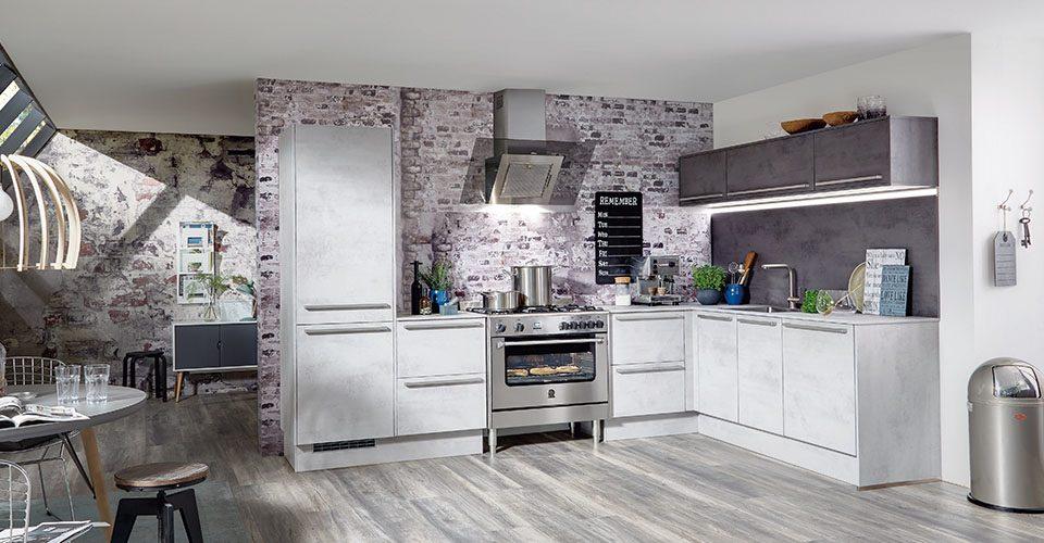 Rialto moderne keuken i kook
