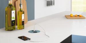 Verwonderend Zo handig en mooi kunnen stopcontacten in de keuken zijn! - I-Kook RG-14