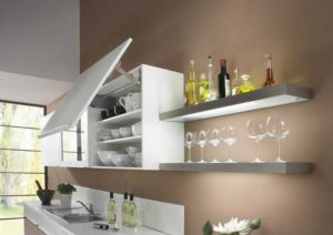 Oude keuken – nieuwe keuken met Nobilia LED keukenverlichting Denver