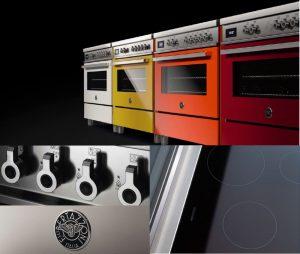 Keukentrend 2019: Bertazzoni inductie fornuis Professional Series PRO905IMFES
