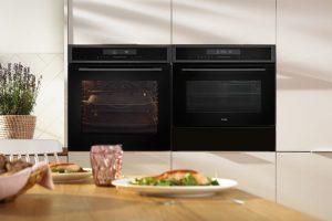 Oven schoonmaken - ETNA CM650Ti oven Black Titanium
