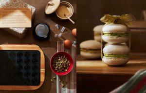 Macarons maken gift set, Zara Home kerst 2020