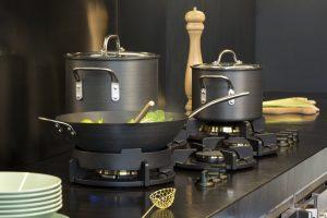 PITT cooking Foessa Professional wokring