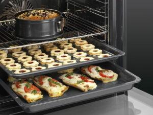 AEG combi oven