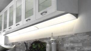 Onderbouw verlichting keuken LED lichtbak, Nobilia