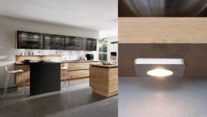 Onderbouw verlichting keuken LED spots, Nobilia keuken Riva